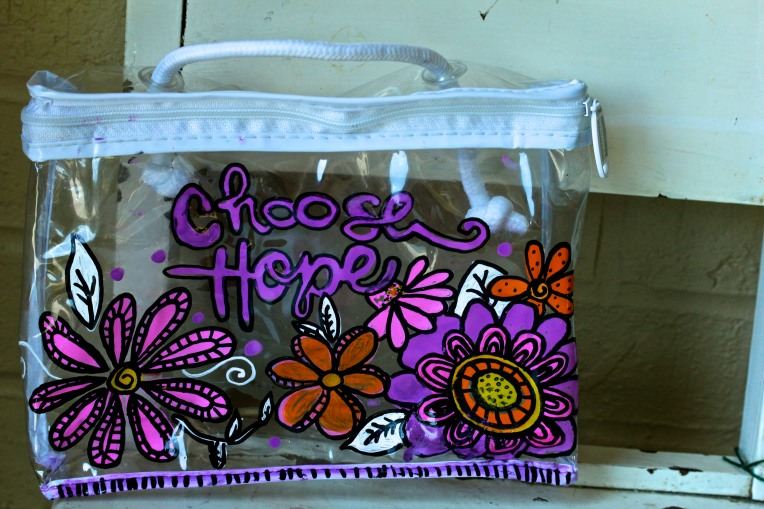 Free Sample Bag Project Operation Paint Pens