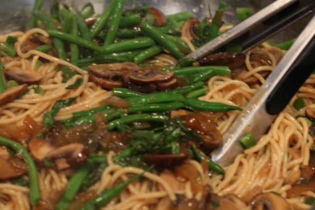 Low Carb Asian Noodles