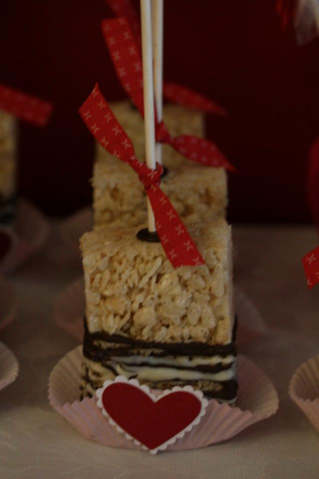 Ribbon:rice krispies