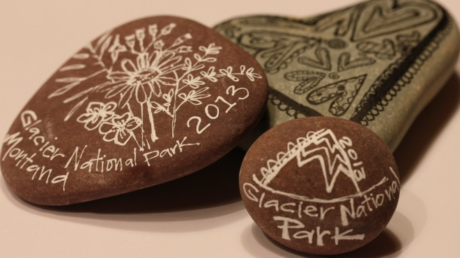 Doodle Rocks/Montana Trip