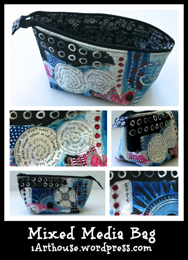 Mixed Media Bag