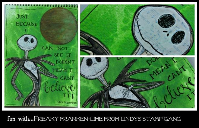 Lindys Stamp Gang fun