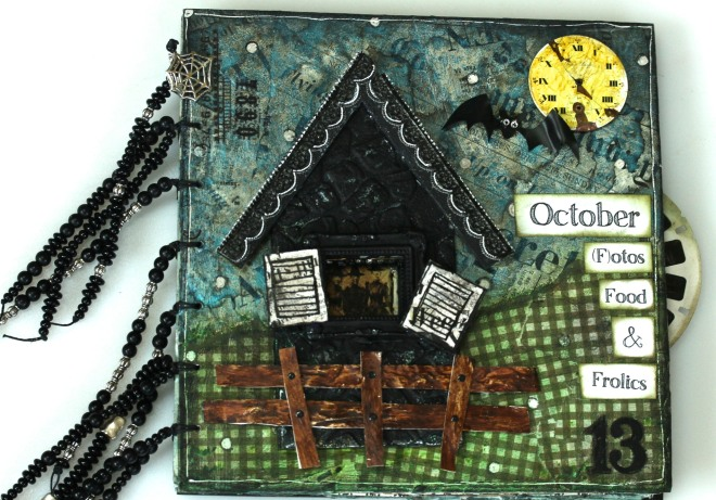 October Journal Tutorial @ Frogdogstudio.com