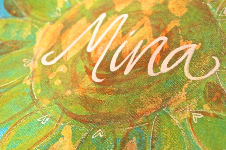 MIna's Canvas