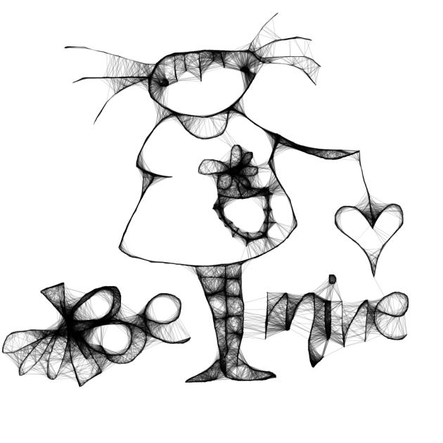 Scribbler:bemine