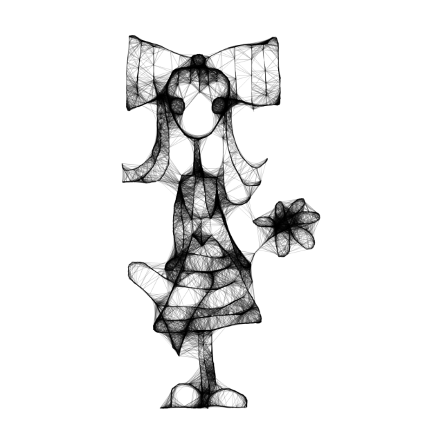 Scribbler:girl