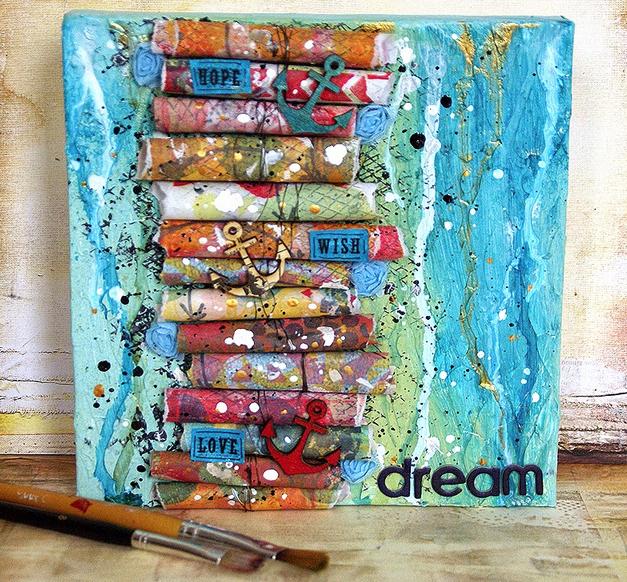 Sanna Lippert/Canvas Inspiration