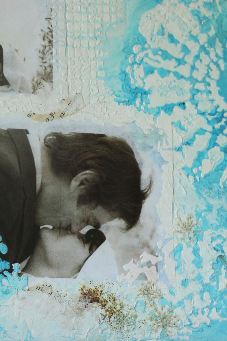 ICarmen's canvas by Sue Carroll