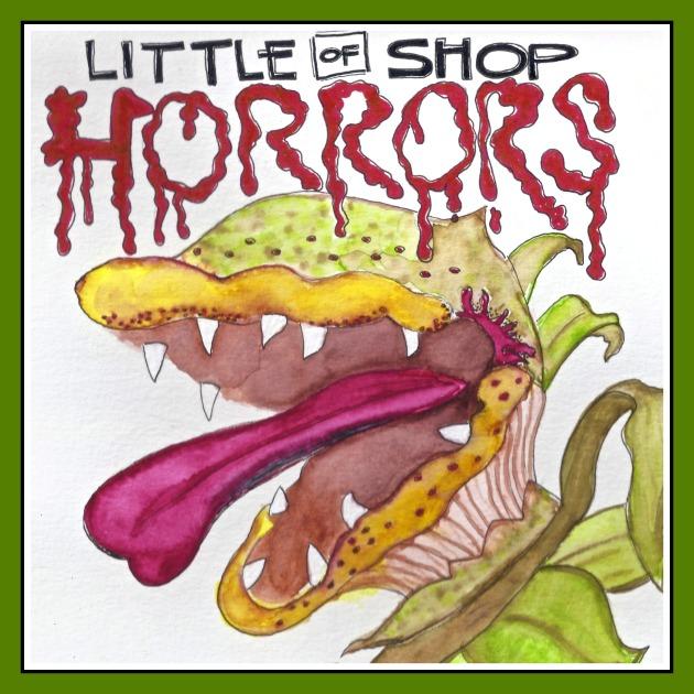 Little Shop Watercolor/sue carroll