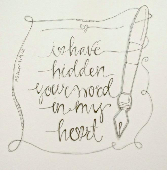 BAJ-Doodle101-Calligraphy pen8-Sue Carroll