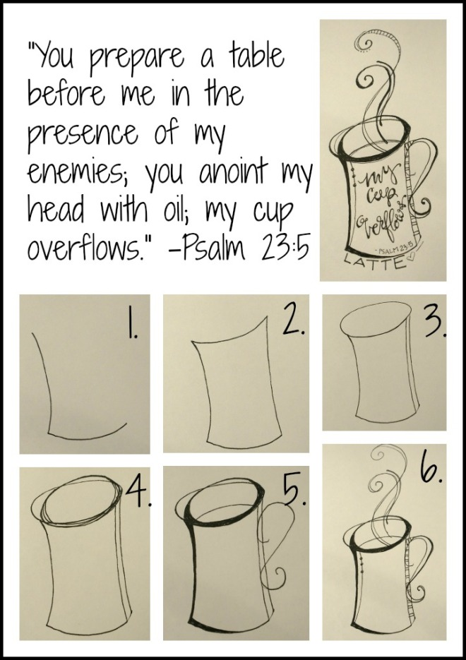 Bible Art Journaling/Doodling 101/ Sue Carroll