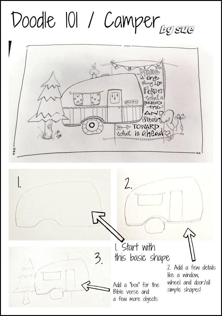 BAJ:Doodle 101:CamperPM:Sue Carroll