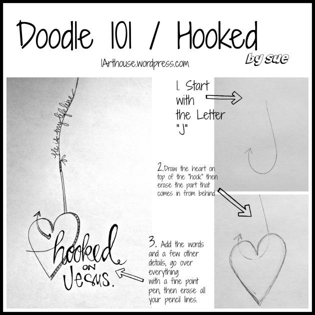 BAJ:Doodle 101:HookedPM:Sue Carroll