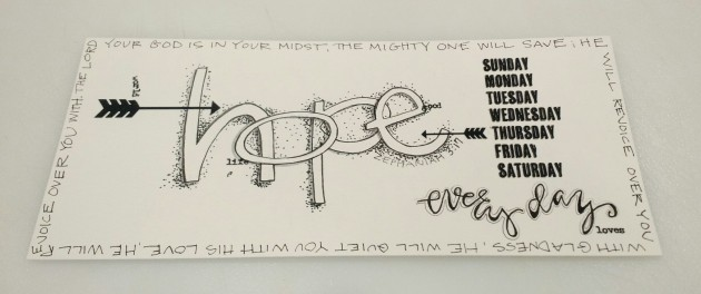 BAJ:Doodle101:HOPE:lettering:Sue Carroll