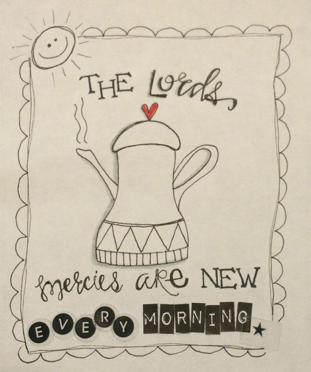 Bible Art Journaling/Doodles 101/Sue Carroll