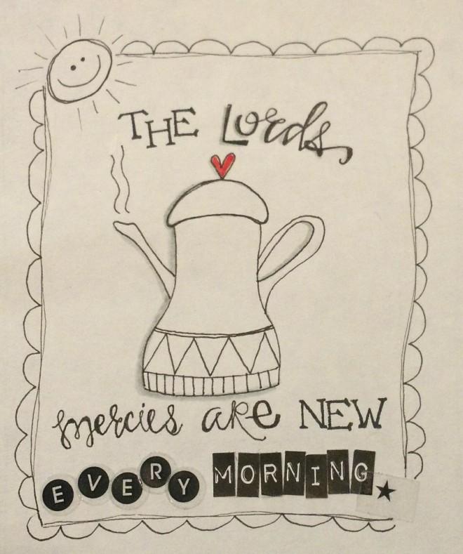 Bible Art Journaling/Doodles 101/Sue Carroll
