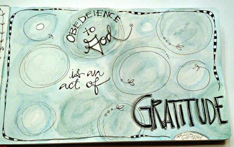Journaling/Gratitude/Sue CArroll