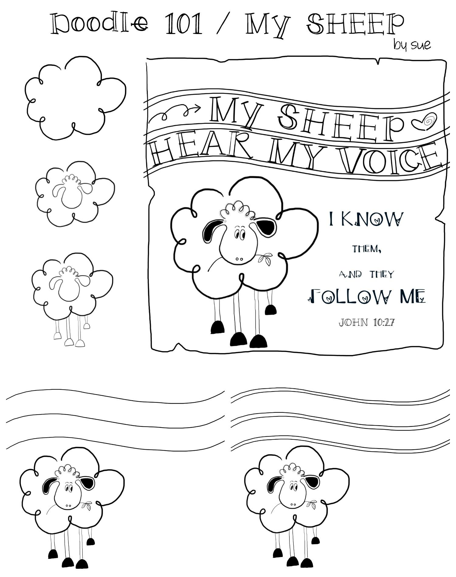 Doodle101:mysheep/SueCarroll