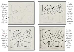 BAJ:Doodle101:LoveMuch1:Sue Carroll