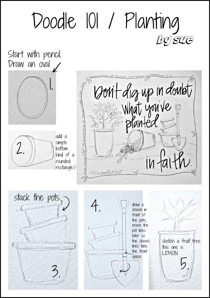 BAJ:Doodle101:PlantersPM:Sue Carroll