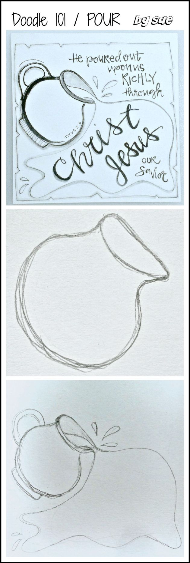 BAJ/Doodle101/POUR:Sue Carroll