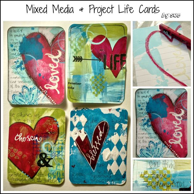 BAJ:mixedmedia:projectlifecards:Sue Carroll