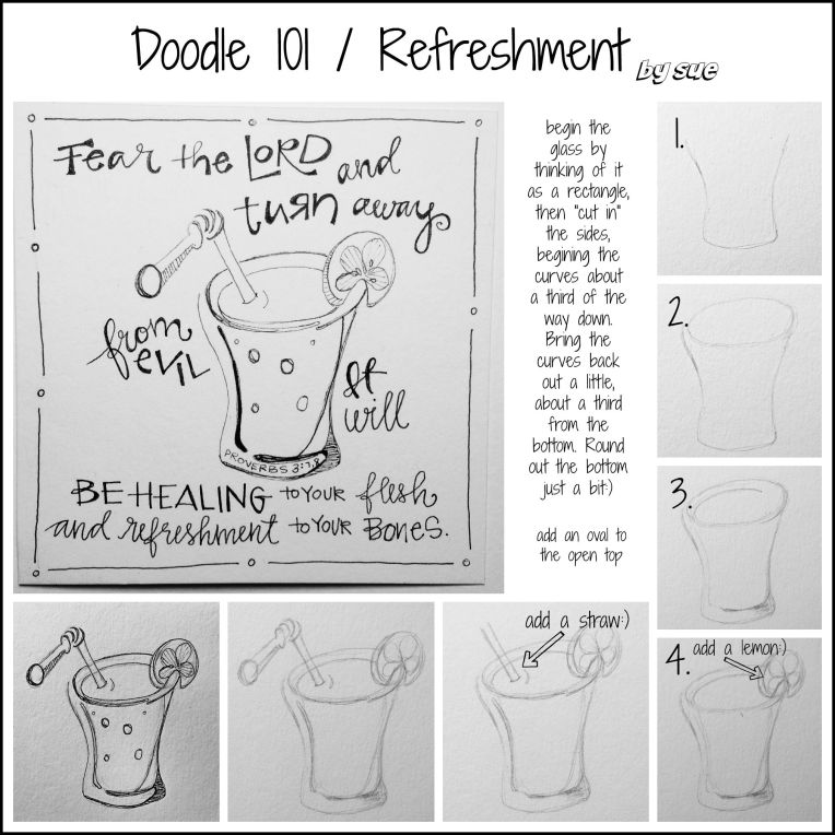 BAJ:Doodle101:Refreshment:pm:Sue Carroll