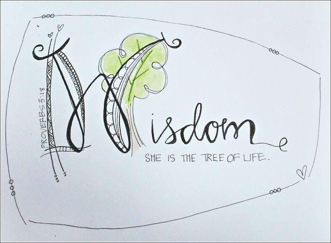 BAJ/Doodle/Wisdom/Sue Carroll
