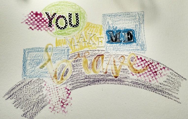 BAJ/YoumakemeBrave/Sue Carroll