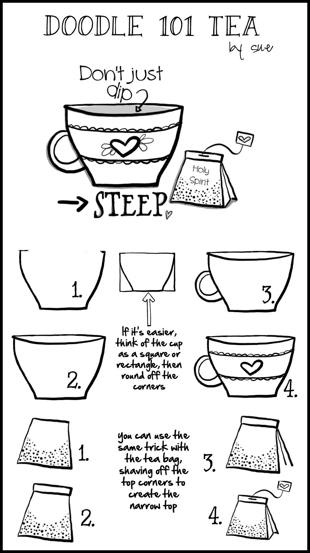 Doodle101:TeabagcupSueCarrollpm
