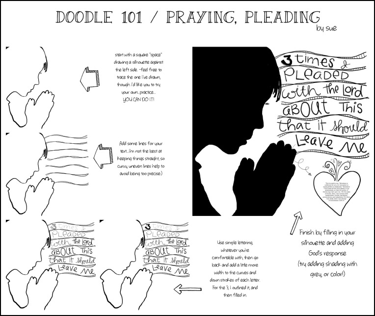 Doodle101praying,pleadingSueCarroll