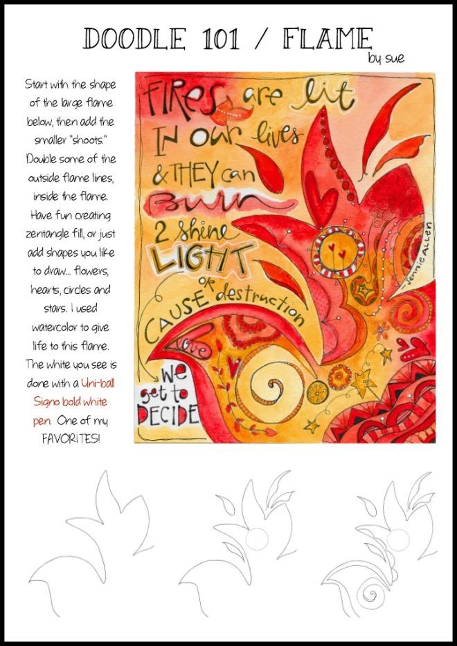 Doodle101:Flame:SueCarroll