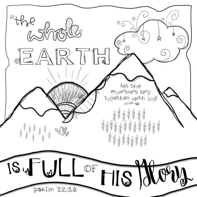 Doodle101:mountain/SueCarroll