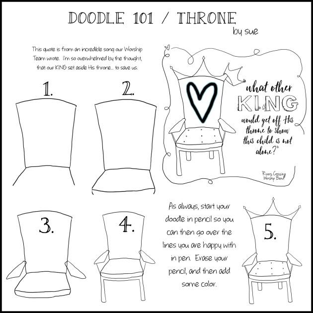 Doodle101:Throne:SueCarroll
