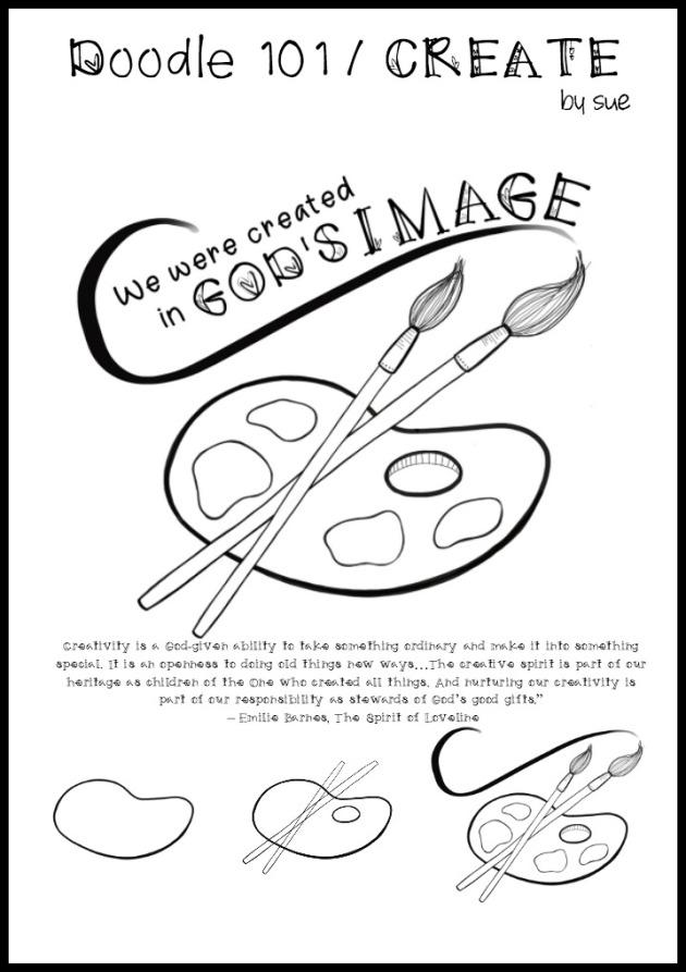 Doodle101:create:SueCarroll