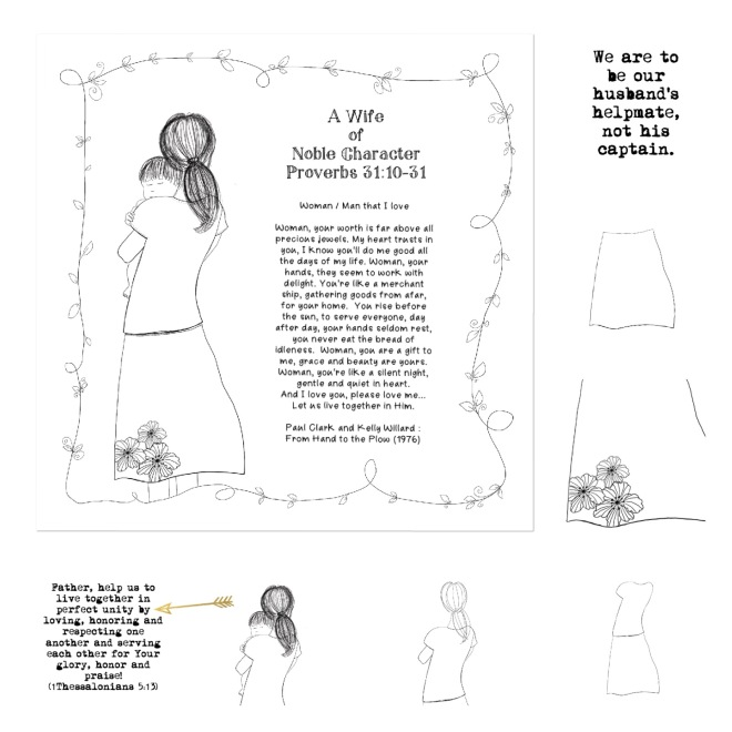 Doodle101/Proverbswoman/suecarroll