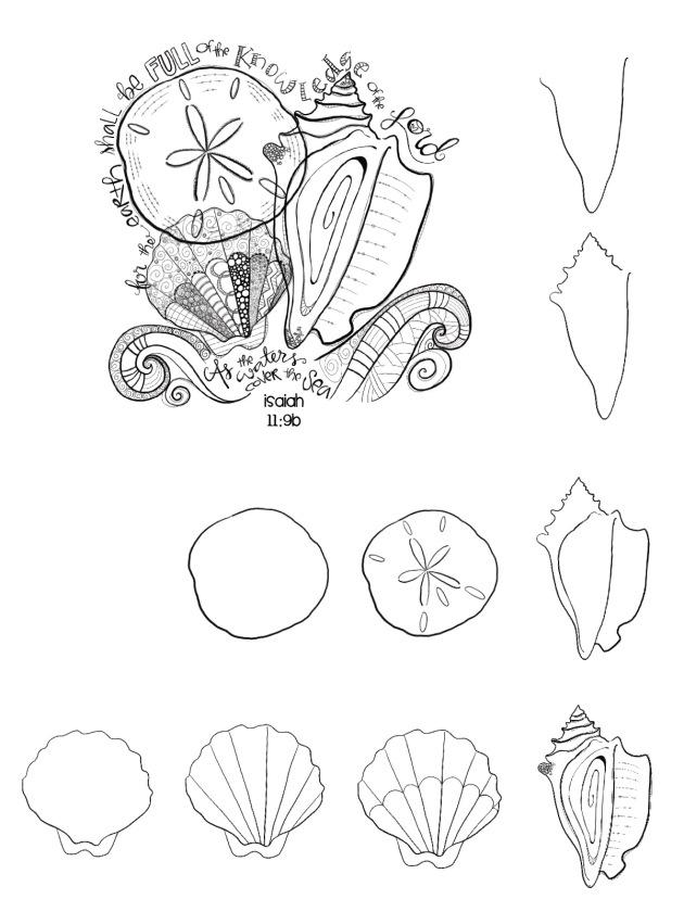 Doodle 101/TheSea/SueCarroll