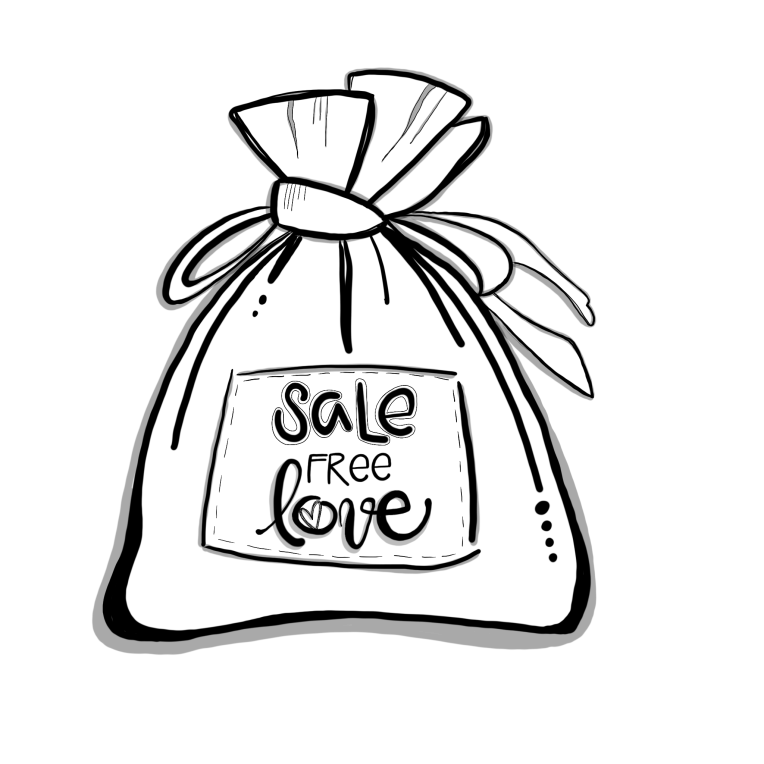 Doodle101:FREELOVE:SueCarroll