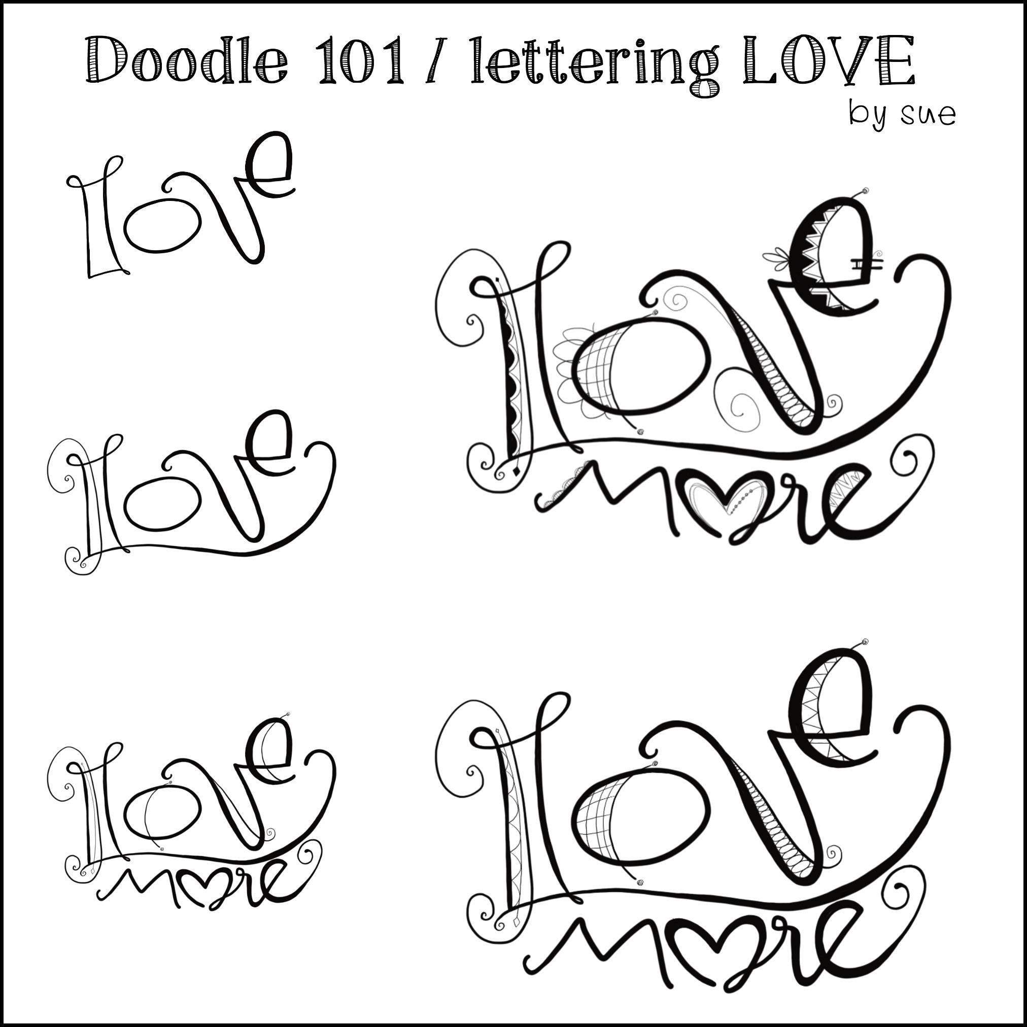 Doodle101/LOVEMORE/SueCarroll