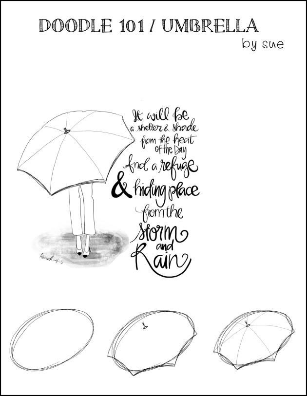 Doodle101:Umbrella:Isaiah:SueCarroll:pm