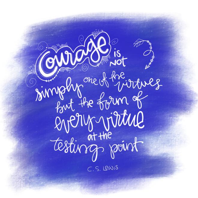Courage/SueCarroll