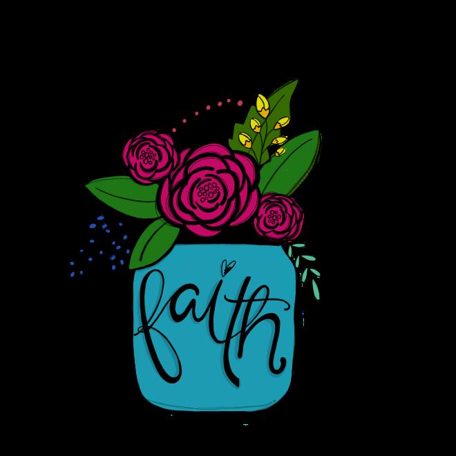Doodle101:Flower Jar color: Sue Carroll