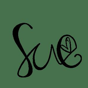 Sue/signature