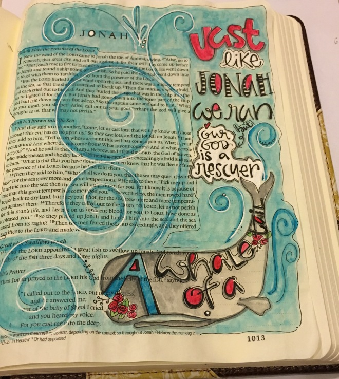 Doodle 101 / the Whale/ Sue Carroll