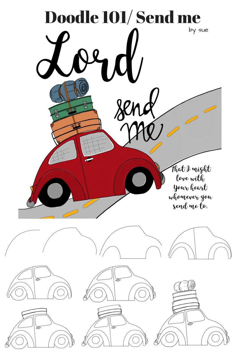 Doodle101/Send me/Sue Carroll/