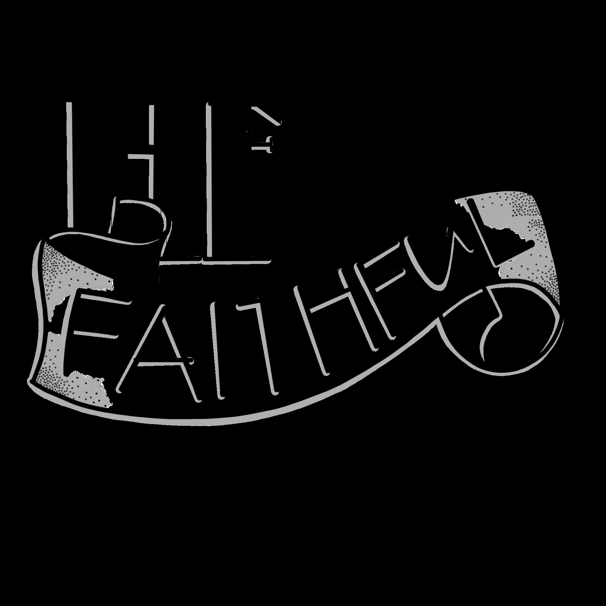 Doodle 101 / Banner / He is FAITHFUL