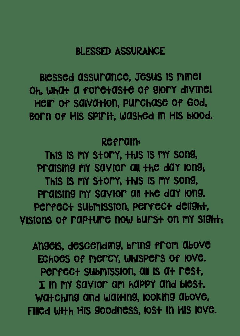 Doodle101BlessedAssurance2